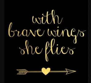 With Brave Wings She Flies 2